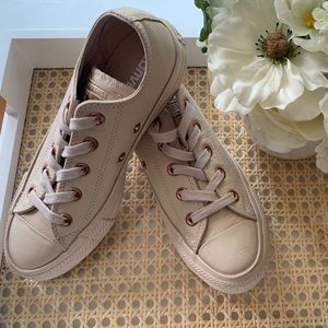 Converse All Star sneakers - nude / brand new